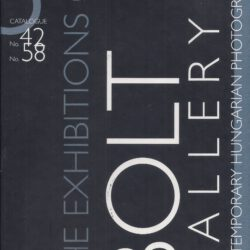 exhibitions of bolt gallery