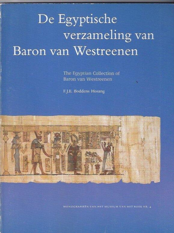 De Egyptische verzameling van Baron van Westreenen