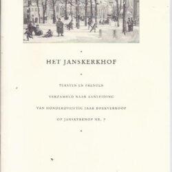 Het Janskerkhof