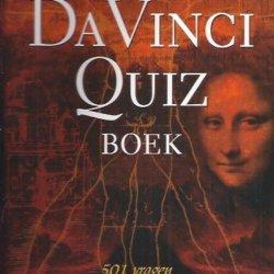 Het Da Vinci quiz boek