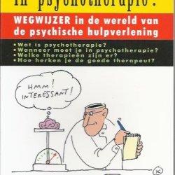 In Psychotherapie ?