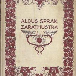 Aldus sprak Zarathustra