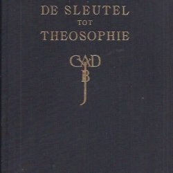 De sleutel tot theosofie