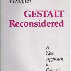 Gestalt reconsidered