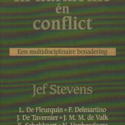 in harmonie en conflict