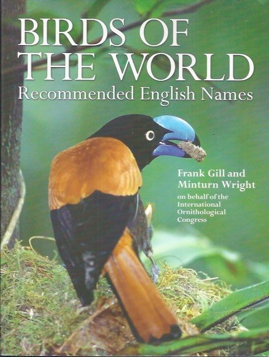 Birds of the world