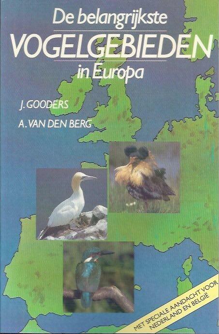 De belangrijkste vogelgebieden in Europa