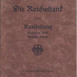 Die Reichsbank