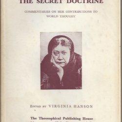 H.P. Blavatsky and the secret doctrine