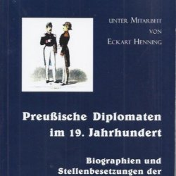 Preußische diplomaten im 19. jahrhundert
