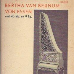 Bouw en geschiedenis van het Klavier
