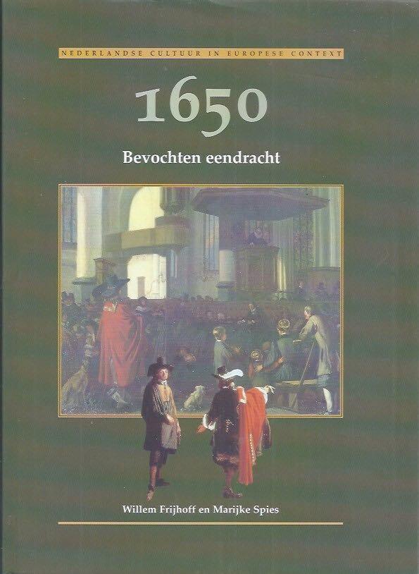 1650 bevochten eendracht