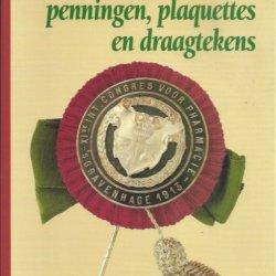 Pharmaceutische penningen, plaquettes en draagtekens