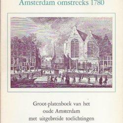 Amsterdam omstreeks 1780