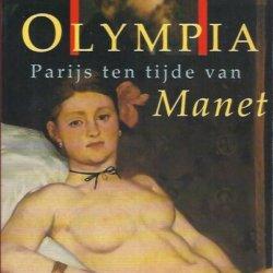 Olympia Parijs ten tijde van Manet